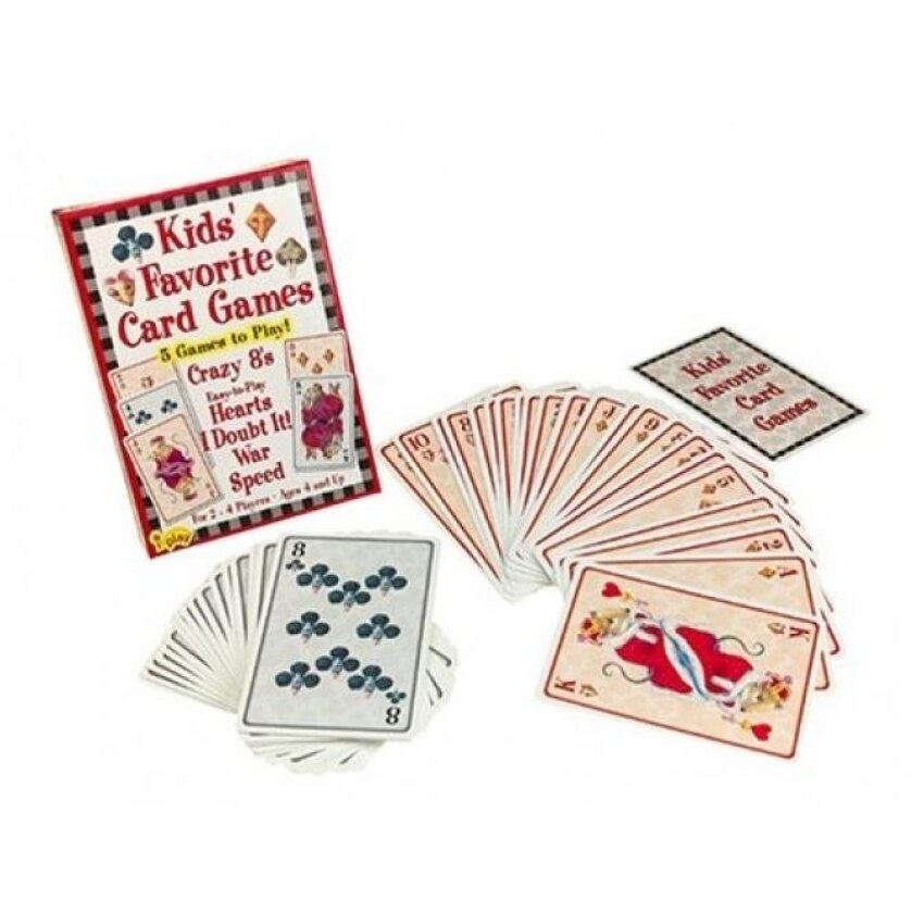 Kids Favourite Card Game - intl