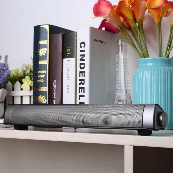 kingsuda-Bluetooth 4.1 Sound Bar Handsfree Speaker Subwoofer Home Theater Soundbar