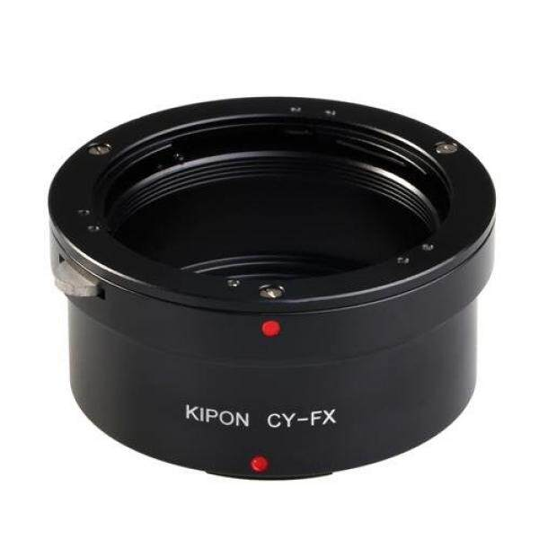 Kipon Contax/Yashica Lens to Fuji X Series Mirrorless Camera Lens Adapter - intl
