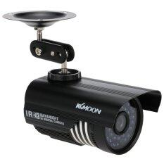 KKMOON 1200TVL Surveillance Security Outdoor Analog CCTV Camera IR-CUT  Night View Waterproof