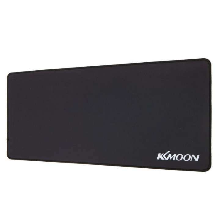 Kkmoon 700 300 3mm Large Size Plain Black Extended Water