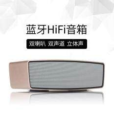KR-9700A Wireless Bluetooth Speaker Mini Portable Audio Card Small Speaker Outdoor Subwoofer Malaysia