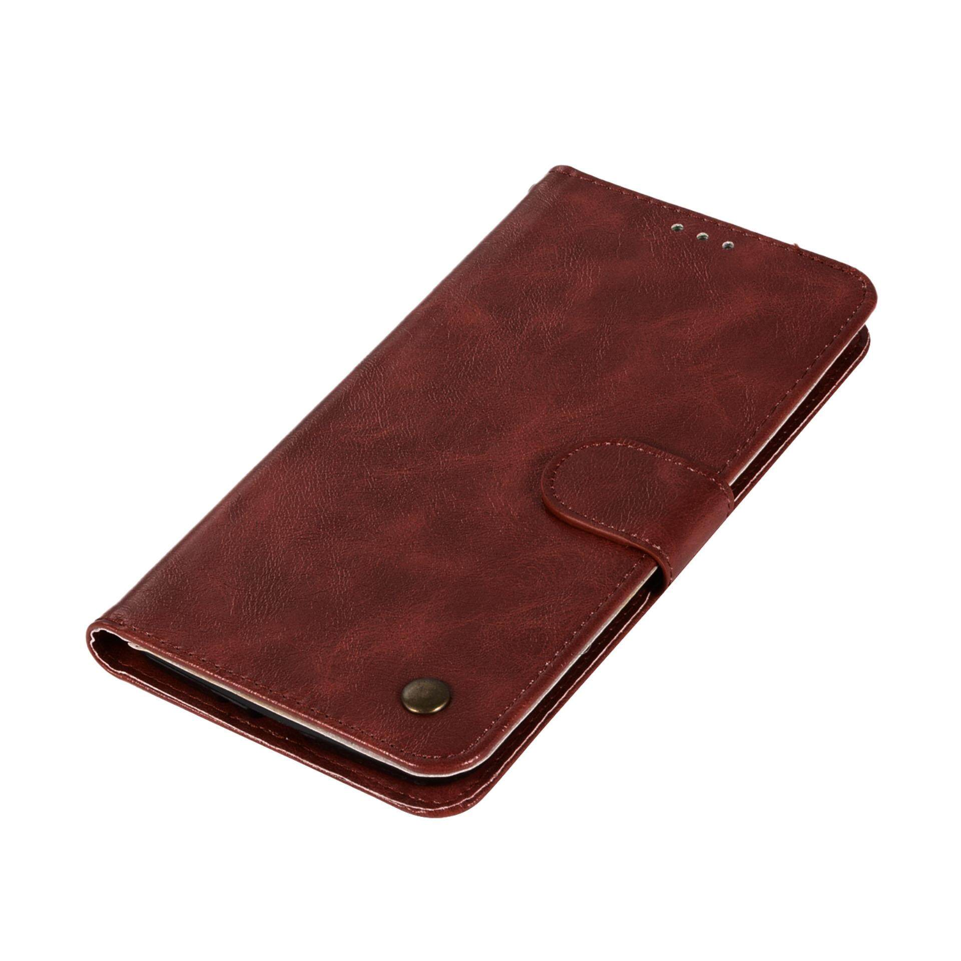 Kunpon Classic Series Ultra Thin Slim Fit Premium Pu Leather Flip Case Ze601kl Folio Wallet With Id Credit Card Slot Cash Clip Stand Holder Soft Tpu Shockproof