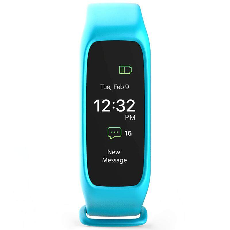 L30T Smart Band Bluetooth Sport Watch Wristband Bracelet TFT LCD Display Heart Rate Pedometer Sleep Monitor Distance Calorie Call Message Alert Smart Reminder Anti-lost for iPhone 6 6S 6 Plus 6S Plus 7 Plus Samsung S6 S7 edge S8 Android iOS Smartphone  สายรัดข้อมือเพื่อสุขภาพ อุปกรณ์ไอทีสวมใส่