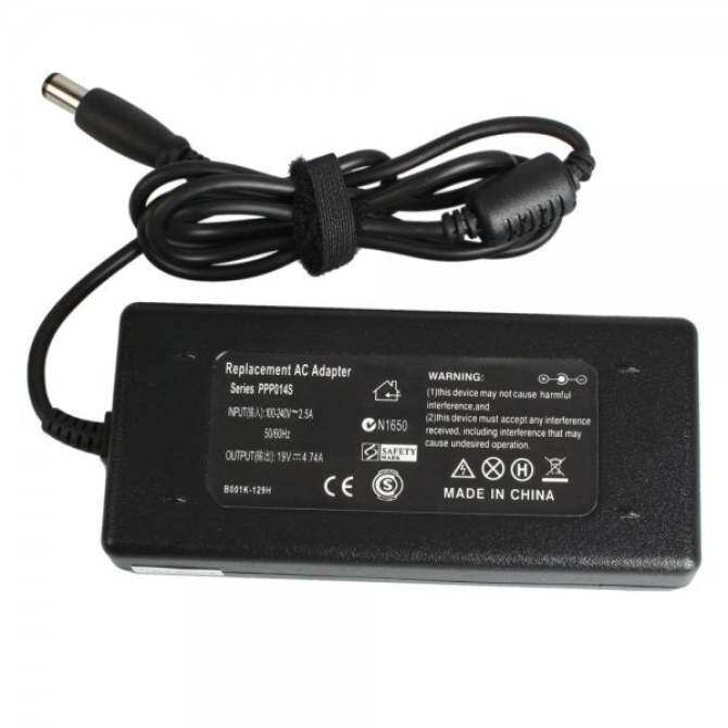 Laptop AC Adapter without Power Cord for HP Pavilion DV4 DV5 DV7 G60 PPP014L-SA-90W - intl
