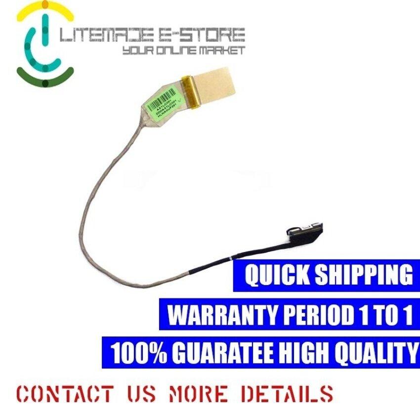 Layar Laptop LCD LED Kabel untuk HP G42-301NR