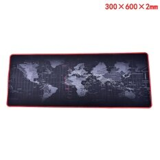 Large Computer Gaming Gamer Mat Desk Mouse Keyboard Pad Map Big Popular 300×600×2mm Malaysia