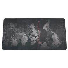 Large Size 1000x500mm World Map Speed Game Mouse Pad Mat Laptop Gaming Mousepad Malaysia