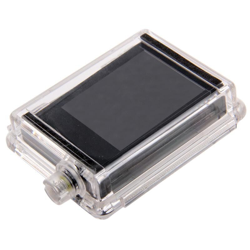 LCD BacPac External Display Viewer Monitor Non-touch Screen for Gopro HERO3(Black) - intl