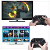 leegoal Rii I8 Mini 2.4Ghz Wireless Touchpad Keyboard With Mouse For Pc, Pad, Xbox 360, Ps3, Google Android Tv Box, Htpc, Iptv (Black)   Lazada