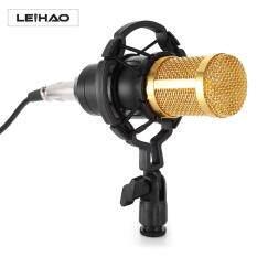 LEIHAO Professional Condenser Studio Broadcasting Recording Malaysia