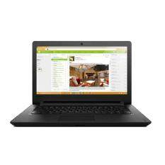 LENOVO 320-14AST AMD A6 NOTEBOOK 80XU004PMJ (AMD A6-9220,4GB,500GB,DVDRW,14,WIN10,1 YEAR WARRANTY) Malaysia