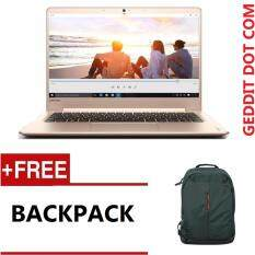 LENOVO 710S-13IKB 80VQ005EMJ Slim Notebook (I5-7200U/4GB/256GB SSD/13.3) GOLD Free: Backpack Malaysia