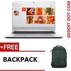 LENOVO 710S-13IKB 80VQ005FMJ (I5-7200U/4GB/256GB SSD/13.3) SILVER Free: Backpack Malaysia