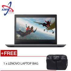 LENOVO 80XK004MMJ IP320-14IKBN I5-7200U 4GD4 2TB 940MX 2GD5 WIN10H (BLACK) FREE LENOVO CARRY BAG Malaysia