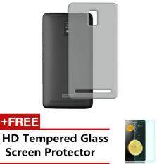 HD TEMPERED GLASS SCREEN PROTECTOR FOR LENOVO A6600 PLUS -2PCSMYR24. MYR 24