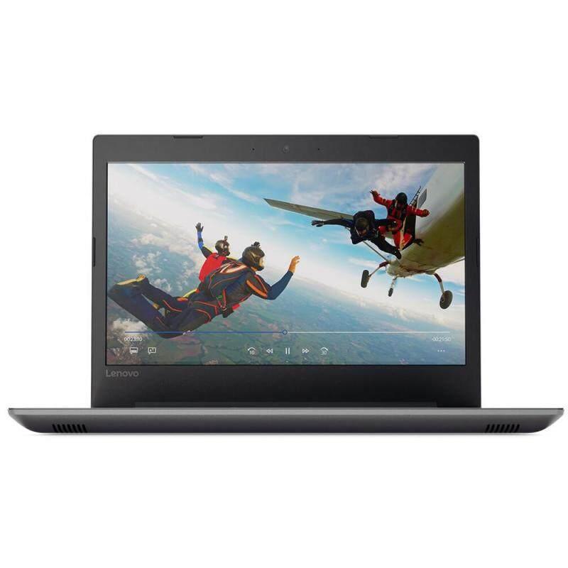 Lenovo Ideapad 320-14AST 80XU004PMJ 14 HD Laptop Onyx Black (A6-9220, 4GB, 500GB, ATI, W10) Malaysia