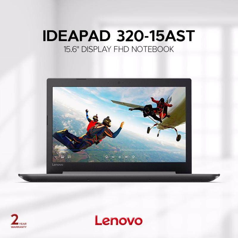 Lenovo Ideapad 320-15AST 80XV007CM 15.6FHD A9-9420 Laptop (Grey) + Free Lenovo Backpack Malaysia