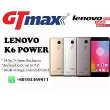 Lenovo K6 Power 32GB Gold