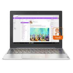 Lenovo MIIX 320-10ICR 80XF00GBMJ 10.1 Touch 2-in-1 Laptop Silver (X5 Z8350, 4GB, 128GB, Intel, W10P) Malaysia
