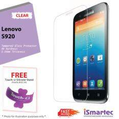 Lenovo S920 Tempered Glass Protector 0.26mm + 9H Hardness (HD Clear)