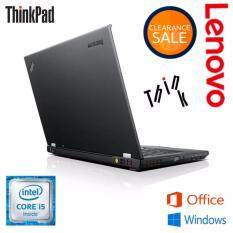 LENOVO THINKPAD T430 (CORE I5 -VPRO) 1-YEAR WARRANTY BOX PACK [REFURBISHED GRADE A] Malaysia