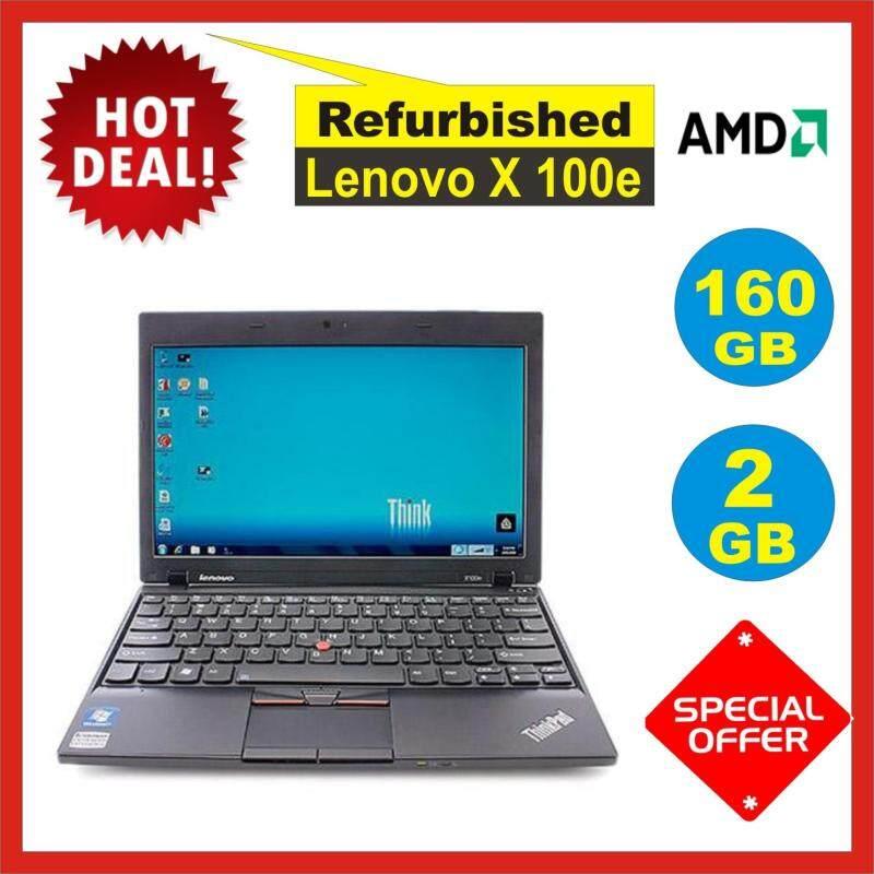 Lenovo ThinkPad X100e AMD Athlon 2GB RAM , 160GB HDD Malaysia
