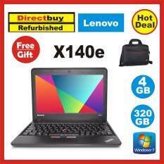 Lenovo ThinkPad X140e - 11.6 - A4 5000 - 4 GB RAM - 320 GB HDD Malaysia