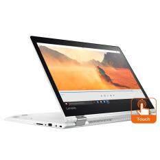 Lenovo YOGA 510-14IKB 80VB00ATMJ 14 Laptop White (i5-7200, 4GB, 1TB, R5-M430 2GB, W10H) Malaysia