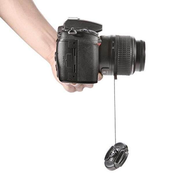 Tutup Lensa Penjaga/Pemegang untuk Setiap SLR atau DSLR Kamera! Nikon D40 D50 D60 D80 D200 D300 Fuji S1000 S1500 S2000 S700 S800 Canon X XSI T1i SONY PENTAX- internasional