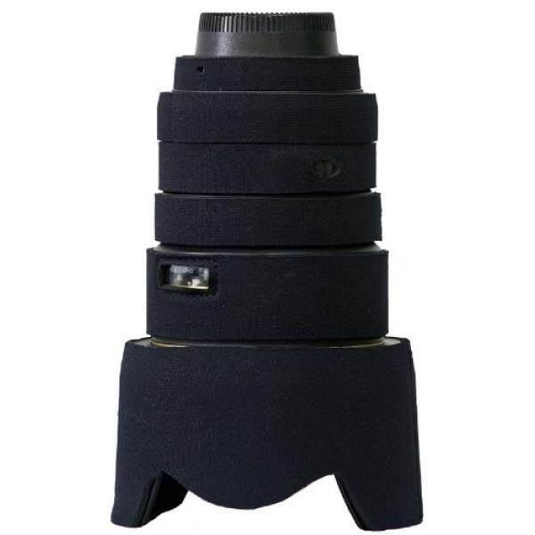 LensCoat LCN175528BK Nikon 17-55mm f2.8G IF-ED Lens Cover (Black) - intl
