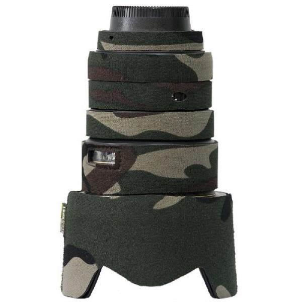 LensCoat LCN175528FG Nikon 17-55mm f2.8G IF-ED Lens Cover (Forest Green Camo) - intl