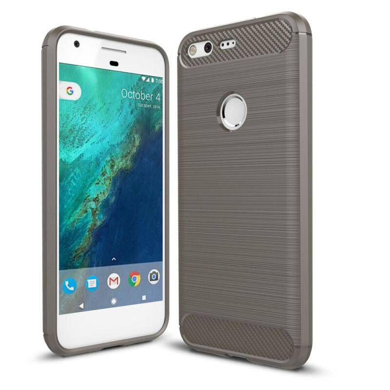 ZZOOI Lenuo Anti-knock Carbon Fiber Silicone Brushed cell phone Back Cover TPU Soft Case