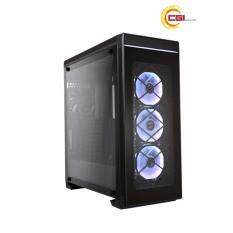Lian Li Alpha 550 RGB Fully Tempered Glass Mid Chassis - Black Malaysia