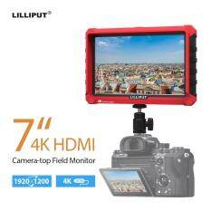 Lilliput A7S 7 1920x1200 4K HDMI IPS Field Monitor 170° For DSLR Camera Malaysia