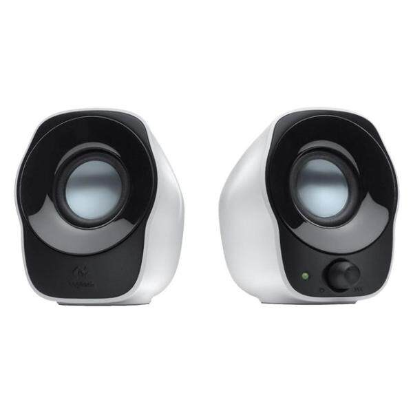 Logitech Compact Stereo Speakers (model: Z120) Malaysia