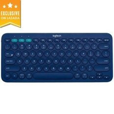 LOGITECH K380 MULTI-DEVICE BLUETOOTH KEYBOARD BLUE Malaysia