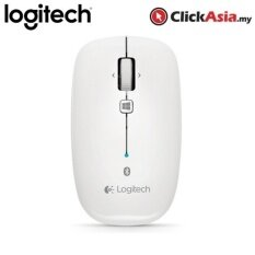 Logitech M557 Bluetooth Mouse - White (910-003961) Malaysia
