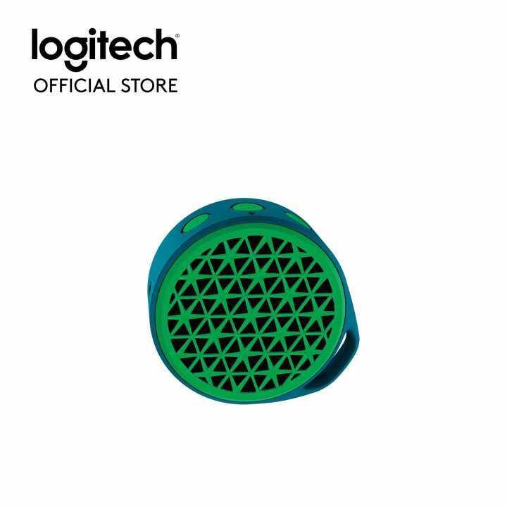 logitech x50 wireless bluetooth portable speaker green