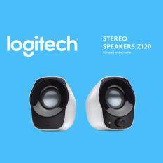 Logitech Z120 Computer Stereo Speaker Malaysia