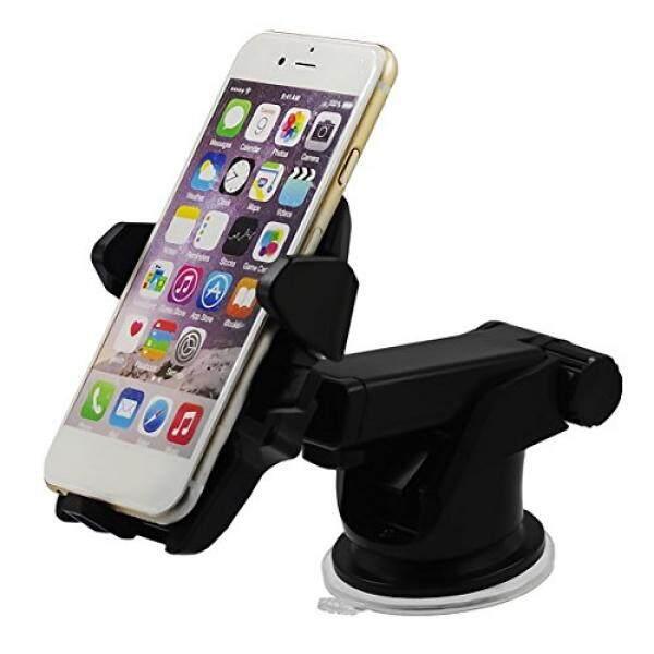 Panjang Leher Satu Sentuh 360 Derajat Memutar, Universal Mobil Dudukan, Mudah Dicuci, Kuat Sticky Gel Alas, untuk iPhone X/8/8 Plus/7/7 Plus/6/6 S/6 S Plus/SE/SAMSUNG Galaksi S8 Sisi/S7/S6/Catatan/6 /5/4 dan Lebih...-Internasional