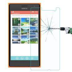LOPURS 0.26mm 9H+ Surface Hardness 2.5D Explosion-proof Tempered Glass Film for Nokia