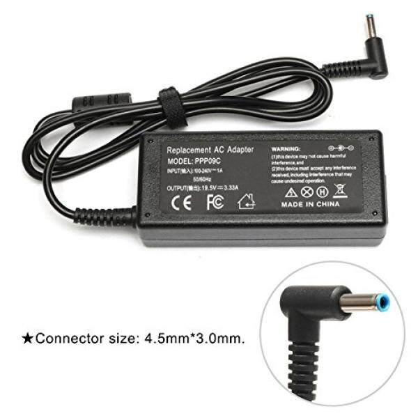 Lpcal 65 W 19.5 V 3.33A Laptop Adaptor AC untuk HP Chromebook 14 14-