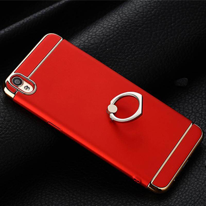 ... Quality Aluminum Metal Frame Plating Mirror Case For Oppo A57 . Source · Luxury Anti-Fingerprint Phone Case Plating 3 in 1 Hard Case With Ring Brackets ...