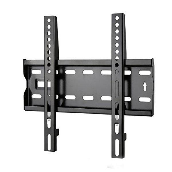 LWL Mounting TV Wall Mount Bracket Low Profile for Most 14-42 inch Up to Vesa 300x200 4K HD LED LCD Plasma Vizio Sony LG Outdoor Computer Monitor 24 26 30 32 36 40 inch Smart TV Wall Mount Bracket Loading 66lbs - intl
