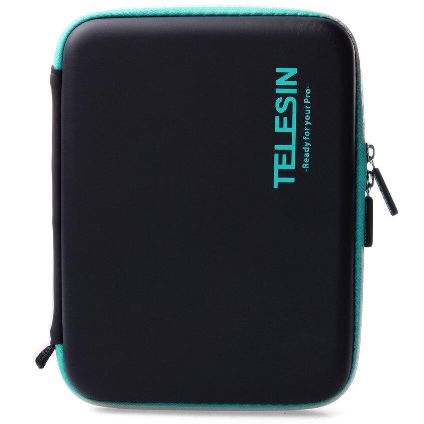 NiceSky MADPRO TELESIN Portable Travel Storage Carry Case Bag For Xiaomi Yi  Xiaoyi Camera