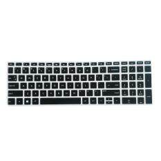 MagiDeal Silicone Desktop Keyboard Skin Cover For HP 15.6 Inch BF Laptop Black Malaysia