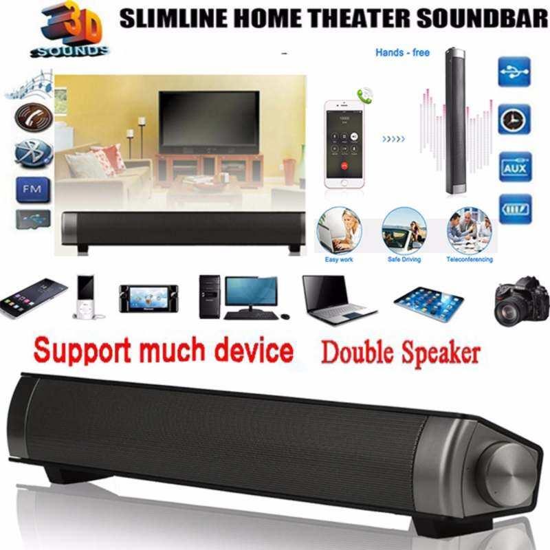 Portable Wireless Bluetooth 3.0 Speaker Hands-free Music HIFI Box Subwoofer TV