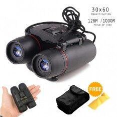 Maxgear Tlc-02 Mini Lightweight Folding Binoculars Telescope Lens 30x60 By Prado Shop.