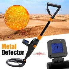 Md-1008a Metal Detector Beach Search Machine Underground Gold Digger Lcd Diaplay By Threegold.